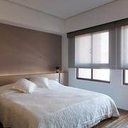宜家时尚的卧室