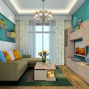 客厅转角大沙发图片
