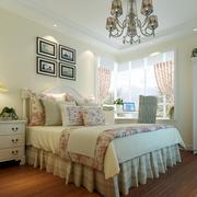 给人温柔质感的卧室