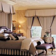 贵气现代的家居窗帘