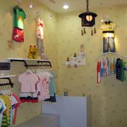 童装店壁纸贴图欣赏