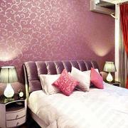 卧室布置图案展示