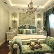 欧式田园风格卧室