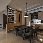 家居餐厅厨房设计