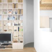 家居电视书柜设计