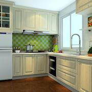 厨房实用家居橱柜