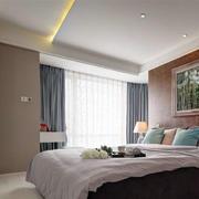 现代简约时尚卧室