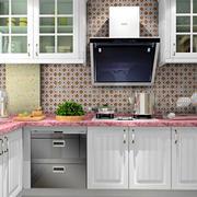 田园风格的厨房装饰