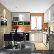 厨房实用橱柜图片