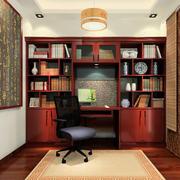老年公寓书房展示