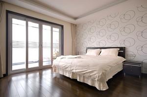 大器天成的简欧卧室装修设计图片大全