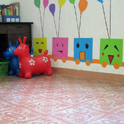 幼儿园教室墙面贴纸