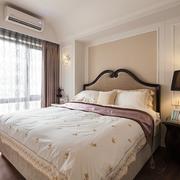 简洁大气的卧室欣赏