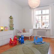宽敞明亮的儿童房