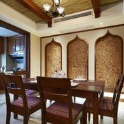 家居餐厅红木家具