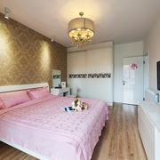卧室液体壁纸时尚装饰