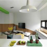 公寓简约白色设计
