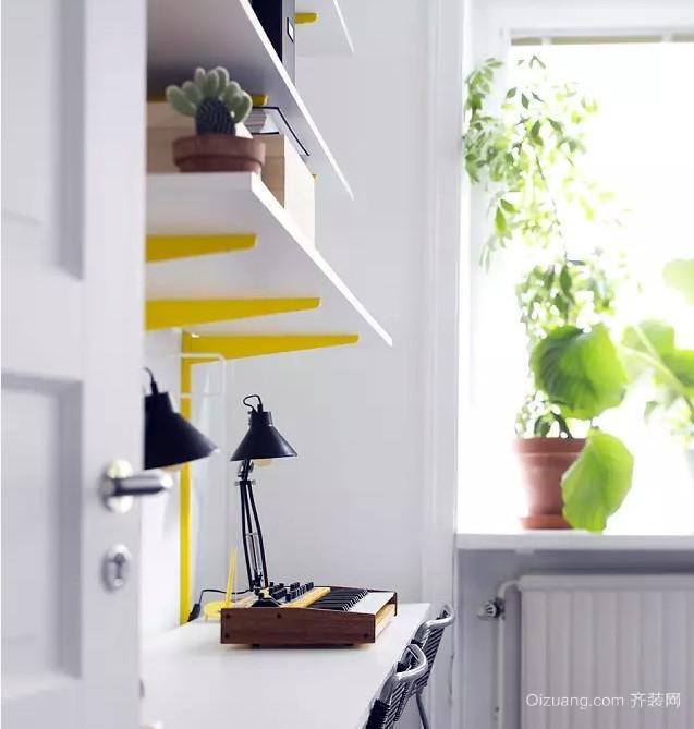 70平米惬意风格小户型装潢装修设计效果图