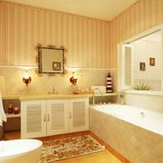 家居卫浴间完美展示