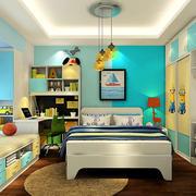 卧室小书柜图片