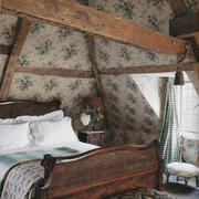 美式阁楼大户型卧室