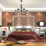卧室软包背景墙装饰