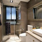 家居实用型卫生间