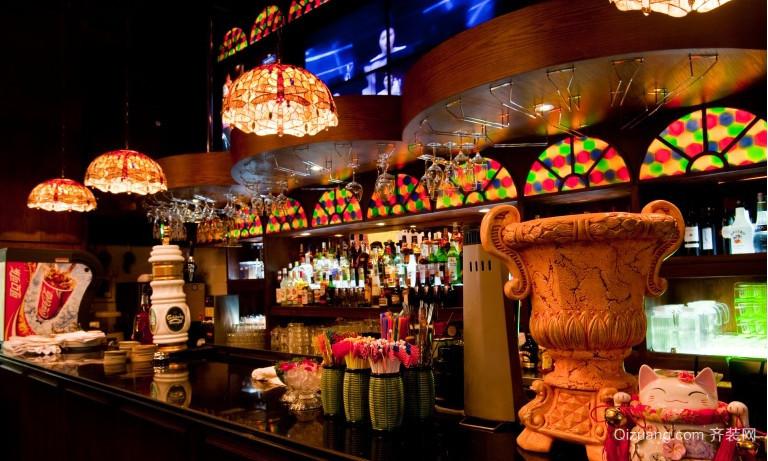 热烈奔放酒吧设计装修效果图