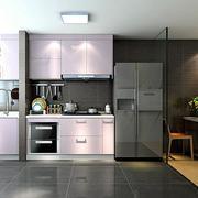 开放式小厨房欣赏
