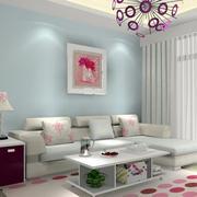 温暖时尚的客厅地毯