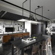 家居餐厅吊灯设计