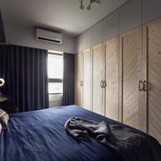 小卧室简朴衣柜