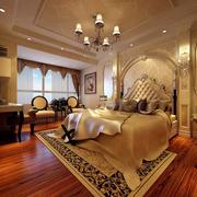 豪华的欧式风格卧室