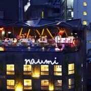 酒店顶楼的餐厅设计