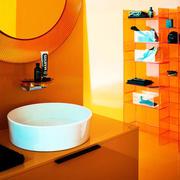 温婉精巧的浴室