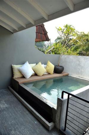 别墅小型游泳池设计