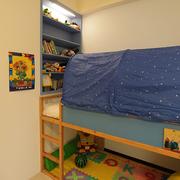 儿童房上下床展示