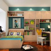 儿童房精致小书桌