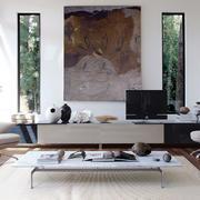 家居客厅装饰画展示