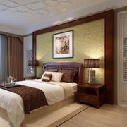 混搭风格的卧室图