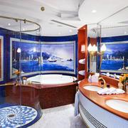迷人特别的浴室