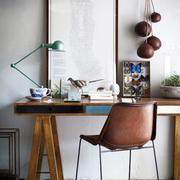 三室两厅公寓简约小书桌