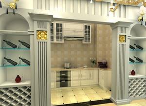 厨房隔断家居酒柜