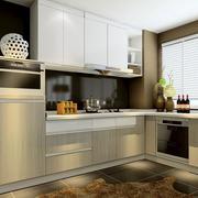 厨房不锈钢整体橱柜
