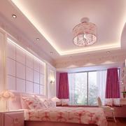 甜美公主范儿的客厅