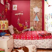 温馨甜蜜的儿童房