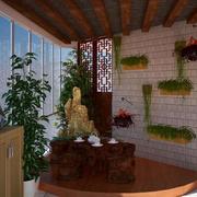 花园装饰设计图片