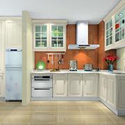 厨房置物柜展示设计