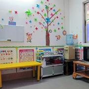 幼儿园教室装饰展示