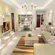 优雅气质的客厅